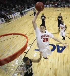 APTOPIX ACC Wake Forest Maryland Basketball