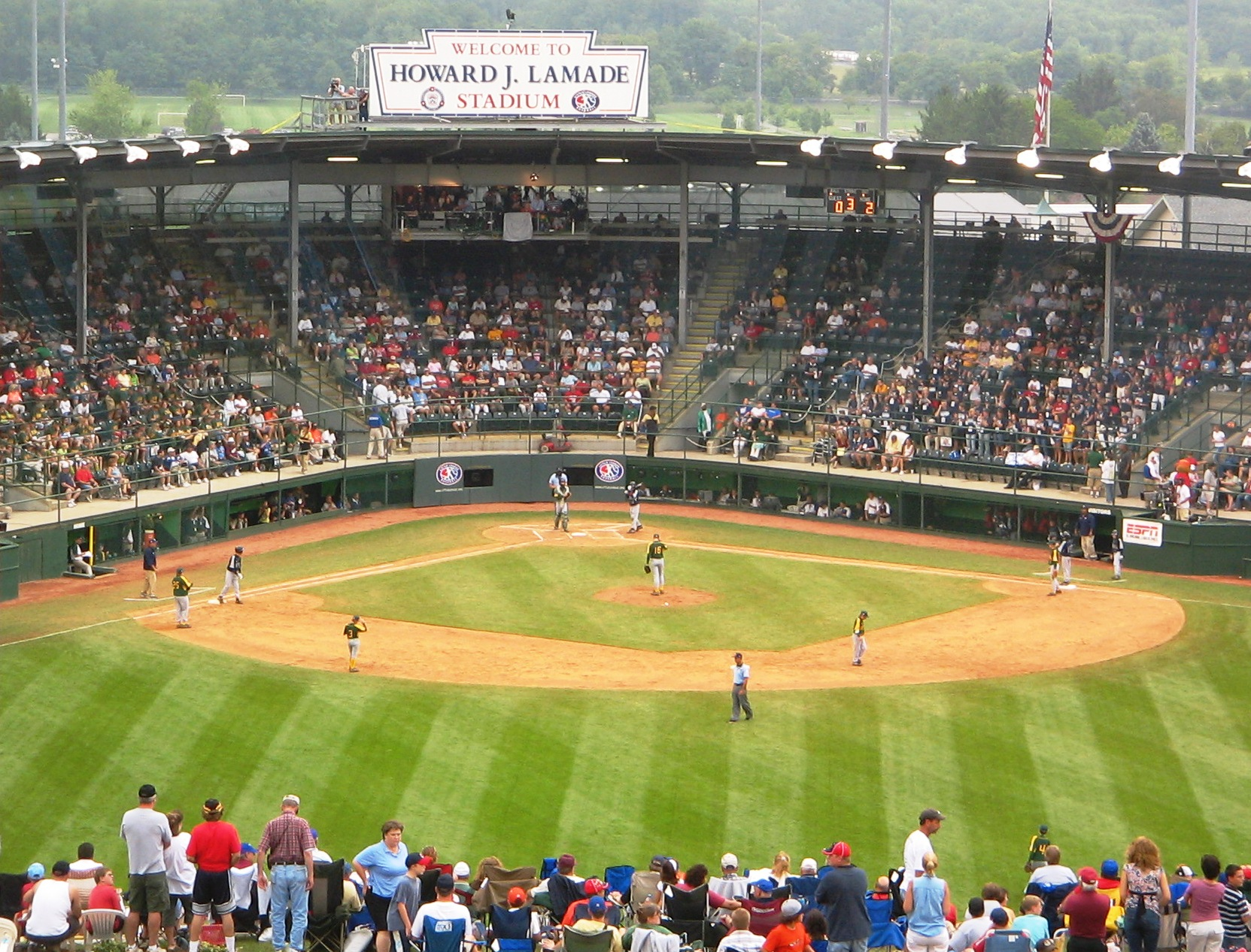 ESPN to Carry Record 345 Little League Baseball & …
