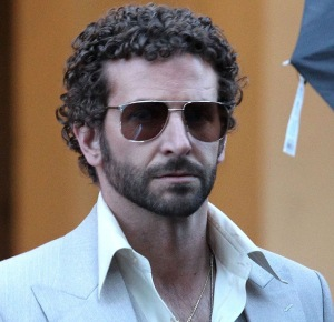 Bradley Cooper On The Set Of The Untitled David O. Russell Project