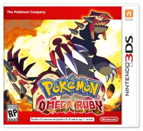 Pokémon Omega Ruby packaging final