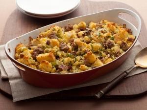 Southern Cornbread Stuffing; Paula Deen