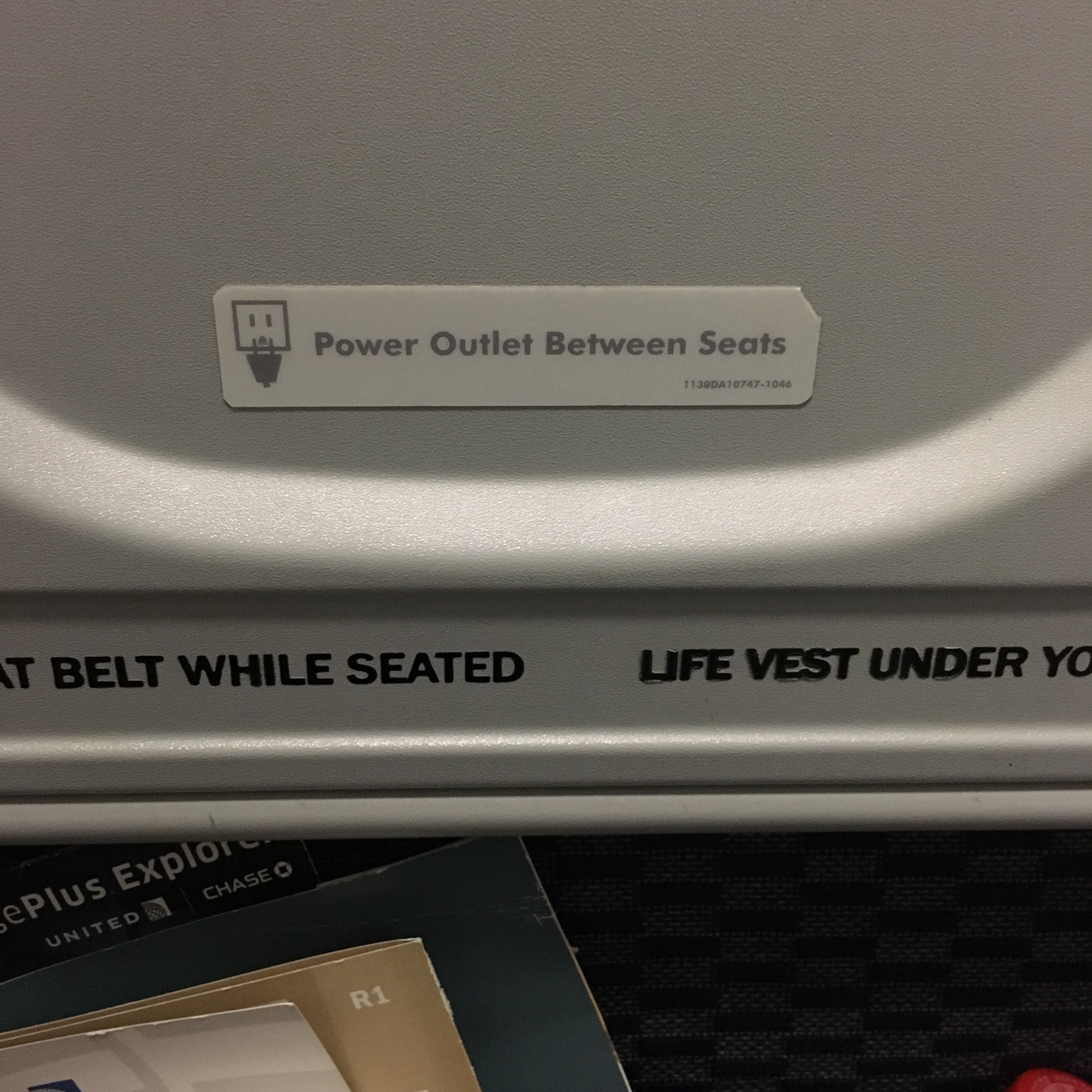 Power Outlets On Planes Rule Unbreakable