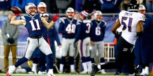 Divisional Playoffs - Baltimore Ravens v New England Patriots
